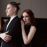 Фотограф [id24718201|Анастасия Суховий] Визаж [id228047396|Алена Зубарева] Владимир и Анна