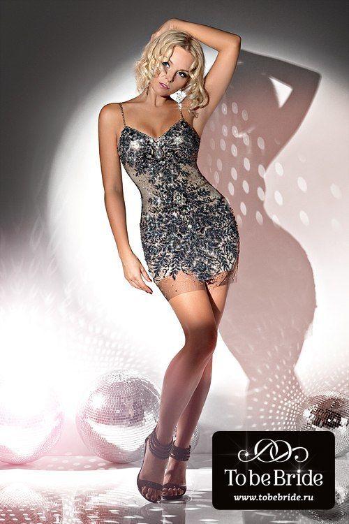 Певица Настя Крайнова в вечернем платье КР0073В - фото 6799794 Свадебный салон Кукла