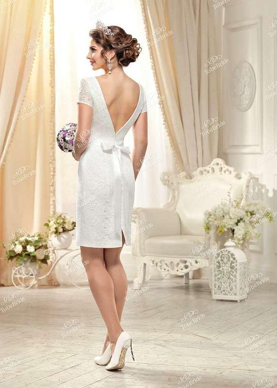 Фото 6799846 в коллекции НОВАЯ КОЛЛЕКЦИЯ 2015 To Be Bride - Свадебный салон Кукла