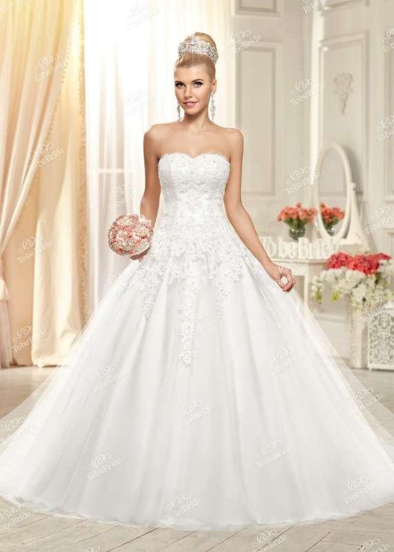 Фото 6799878 в коллекции НОВАЯ КОЛЛЕКЦИЯ 2015 To Be Bride - Свадебный салон Кукла