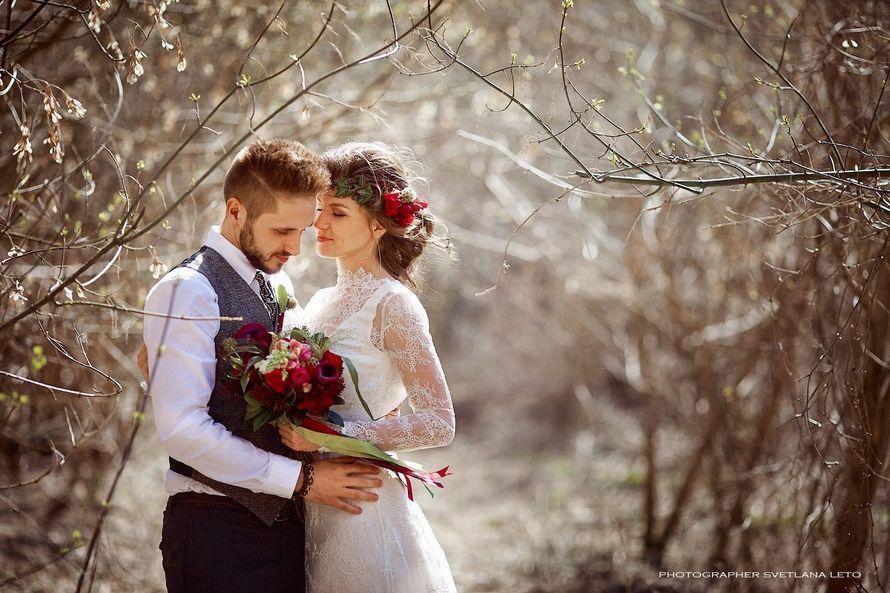Фото 6823510 в коллекции Мои любимые и самые красивые невесты - Свадебный стилист-визажист Жанна Шевлякова