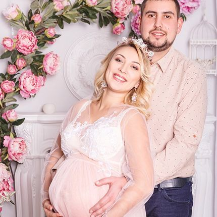 Фотосессия беременности в СПБ