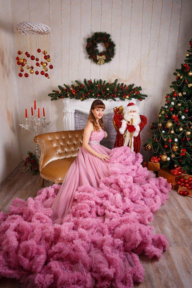Фотостудия в москве с бревнами новый год