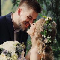 """Ожившая сказка. Свадебная фотосъемка для очень красивой пары  Фотограф: Anna Bunski  Организовано замечательным свадебным агентством """"Идеальный день"""""""