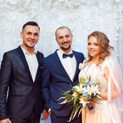 Проведение свадьбы + DJ + VJ (6 часов)