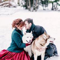 свадьба, свадебная фотосессия, выездная регистрация, сборы невесты, невеста, белый, фотограф, фотосессия, свадебная фотосессия, бутафория, белый, красный, изумрудный, бордовый, фотосессия с животными