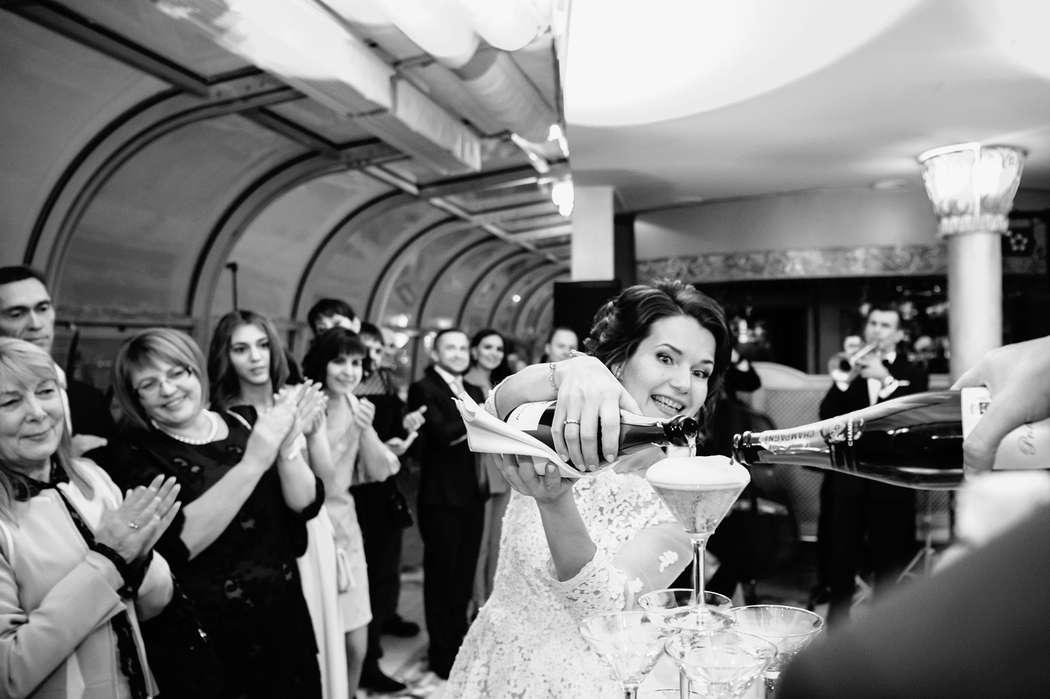 репортаж, банкет, гости, свадьба, белый - фото 17195472 Маслова Виктория - фотограф