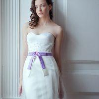 необычное свадебное платье- дизайнер Диана Павловская