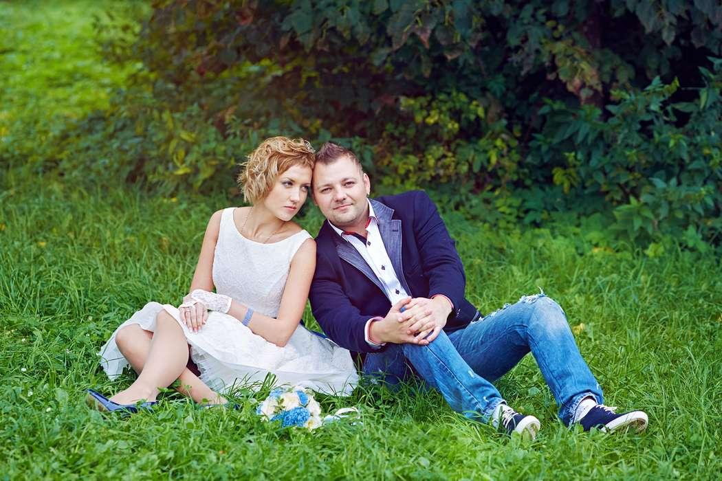 Джинсовая свадьба фото