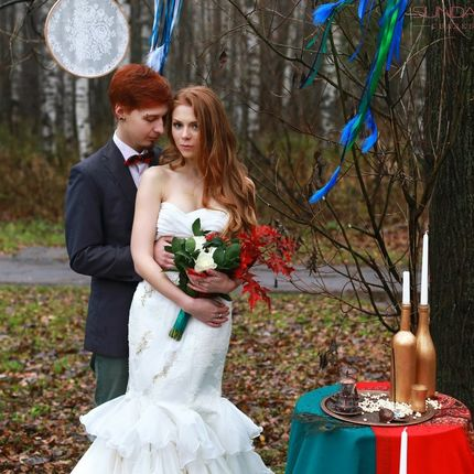 Декор для свадебной фотосъёмки