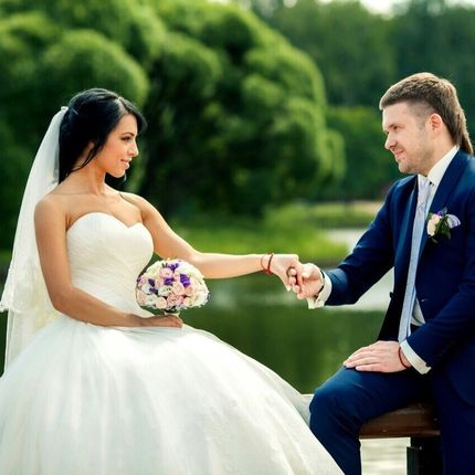 Видеосъёмка регистрации брака 1 час