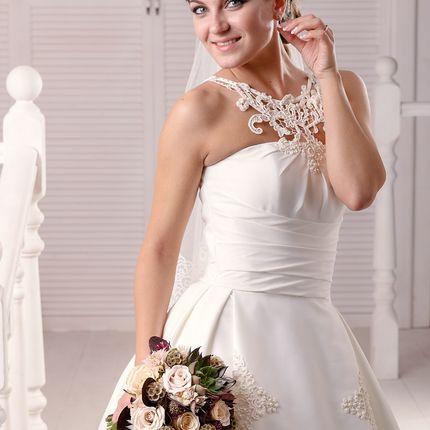 Букет невестсы Краски осени