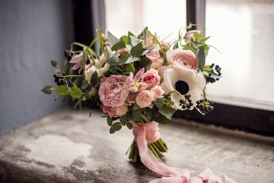 Букет невесты - фото 17627602 Цветочная мастерская Татьяны Кудряшовой