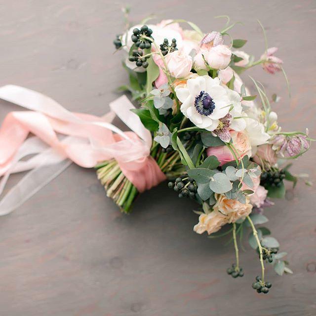 Букет невесты - фото 17627606 Цветочная мастерская Татьяны Кудряшовой