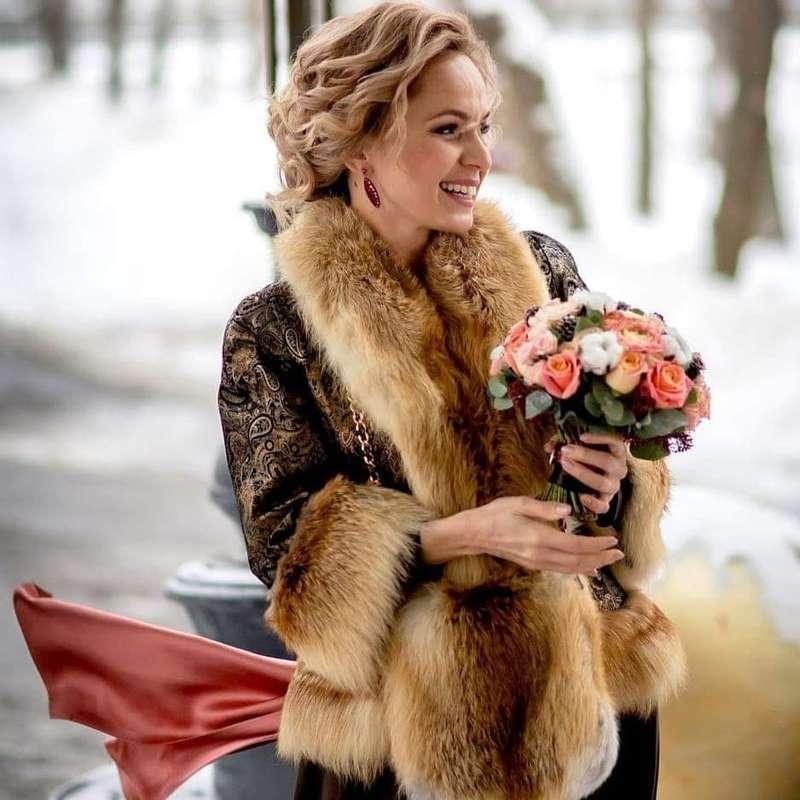 Букет невесты из пионовидных роз - фото 18457936 Цветочная мастерская Татьяны Кудряшовой