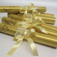 Приглашения на свадьбу. Дизайн и печать