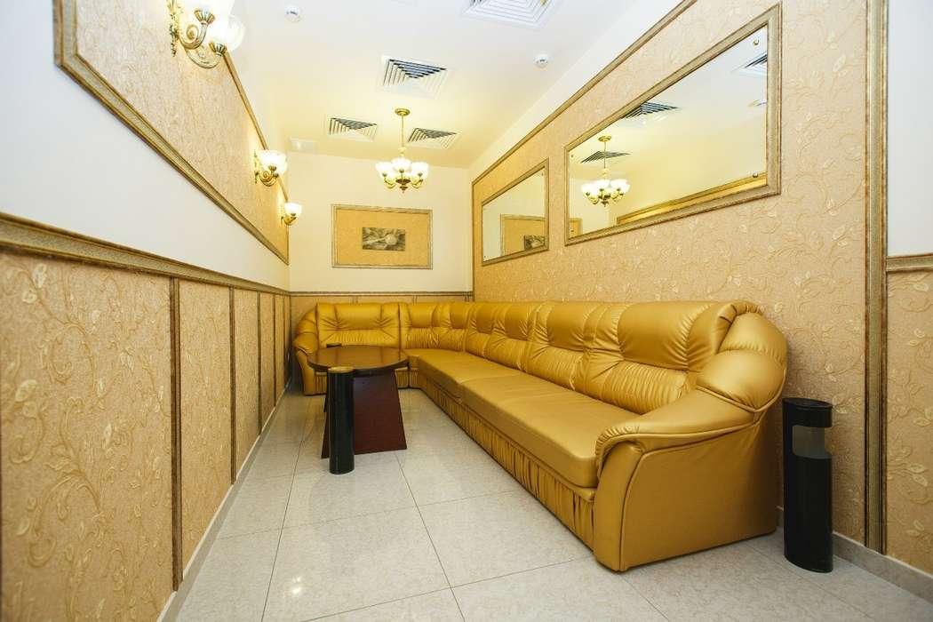 комната для курения - фото 10937104 Спа-отель Лагуна