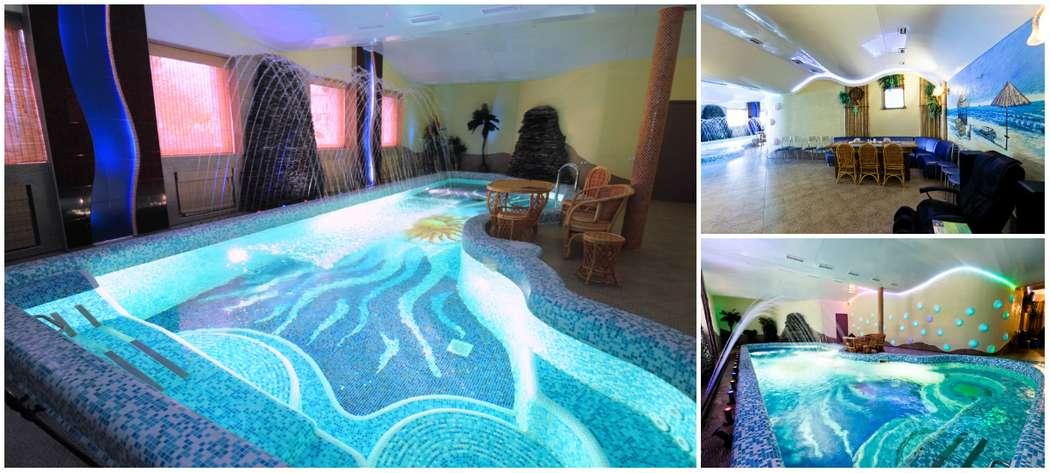 Вип Зал - фото 13005496 Спа-отель Лагуна