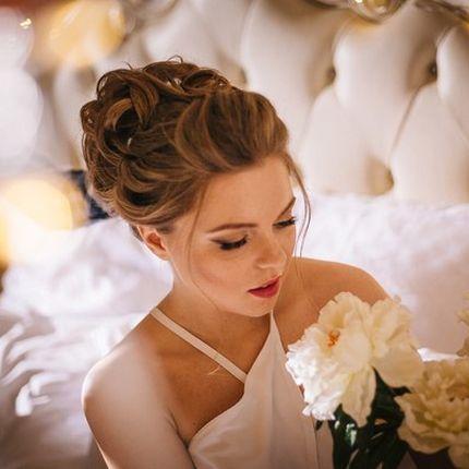 Создания свадебного образа - макияж и причёска