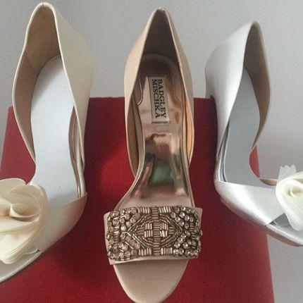 Очаровательные свадебные и вечерние туфли Badgley Mischka