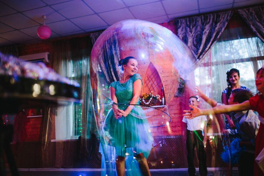 """Фото 12043508 в коллекции Портфолио - Шоу мыльных пузырей """"Yes show"""""""