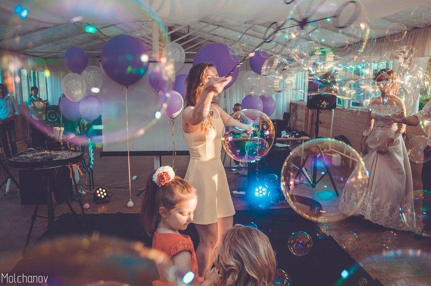 """Фото 12043524 в коллекции Портфолио - Шоу мыльных пузырей """"Yes show"""""""