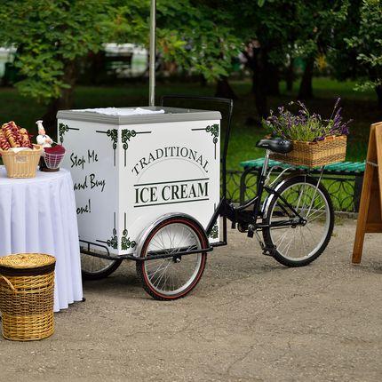 Барная станция для мороженого