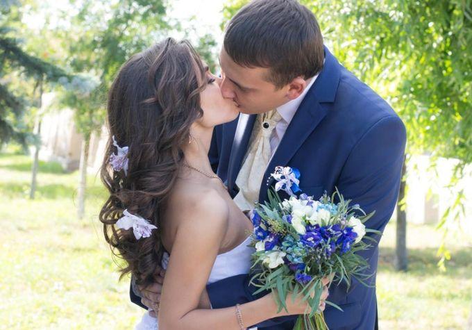 первый день свадьбы прогулка