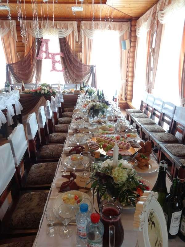 """бщий вид зала - фото 2713303 Компания """"Аспект-Н""""- организация свадьбы"""