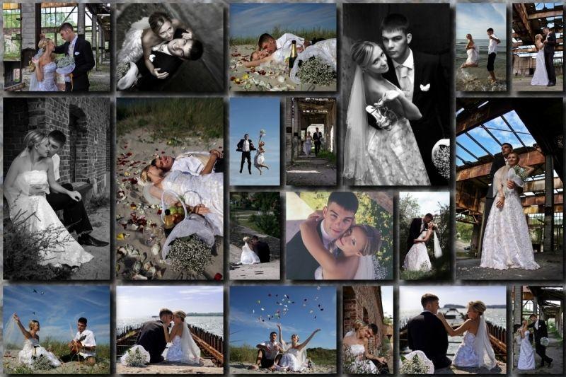 Как создать простой коллаж из фотографий - Pizza e Birra