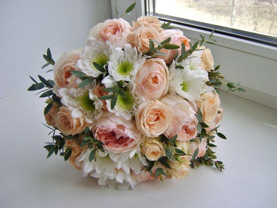 Свадебные букеты от анны
