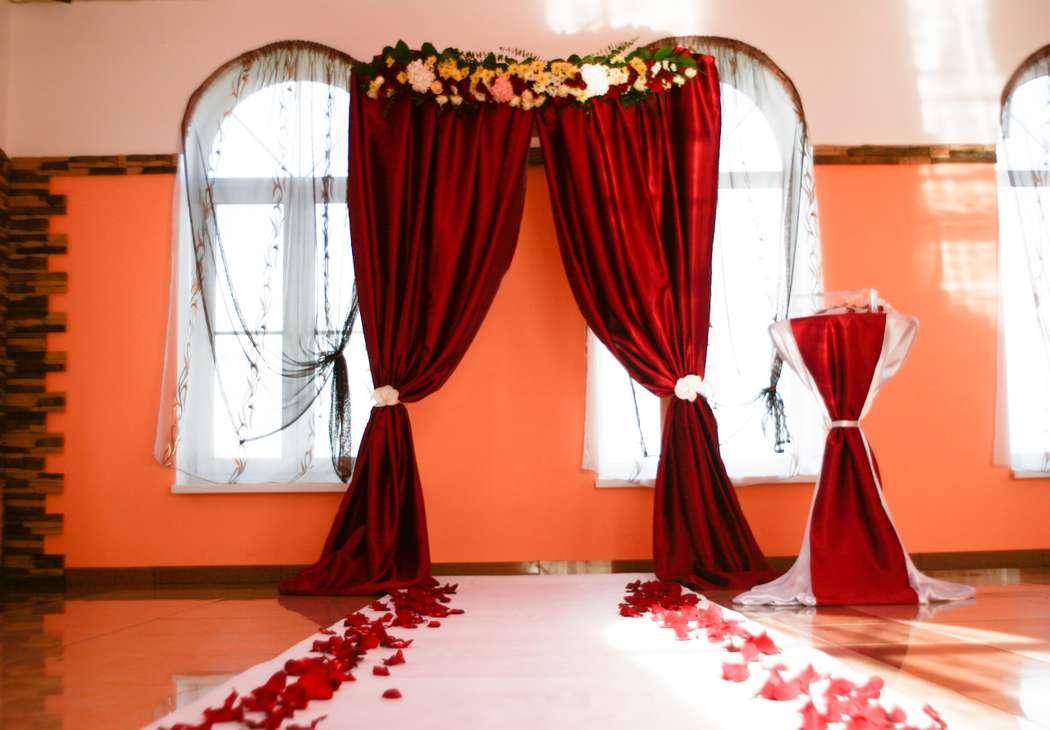 Фото 7402620 в коллекции Свадьба в цвете Марсала - Оформление свадеб Flor de Liz