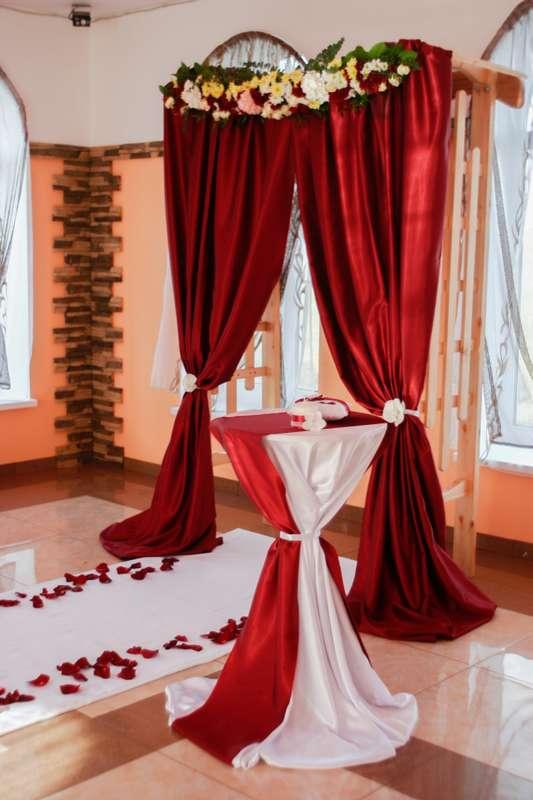 Фото 7402622 в коллекции Свадьба в цвете Марсала - Оформление свадеб Flor de Liz