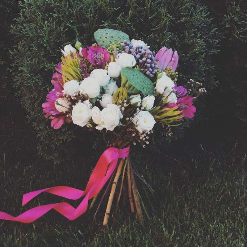 Фото 11724968 в коллекции Свадьба в цвете Марсала - Оформление свадеб Flor de Liz