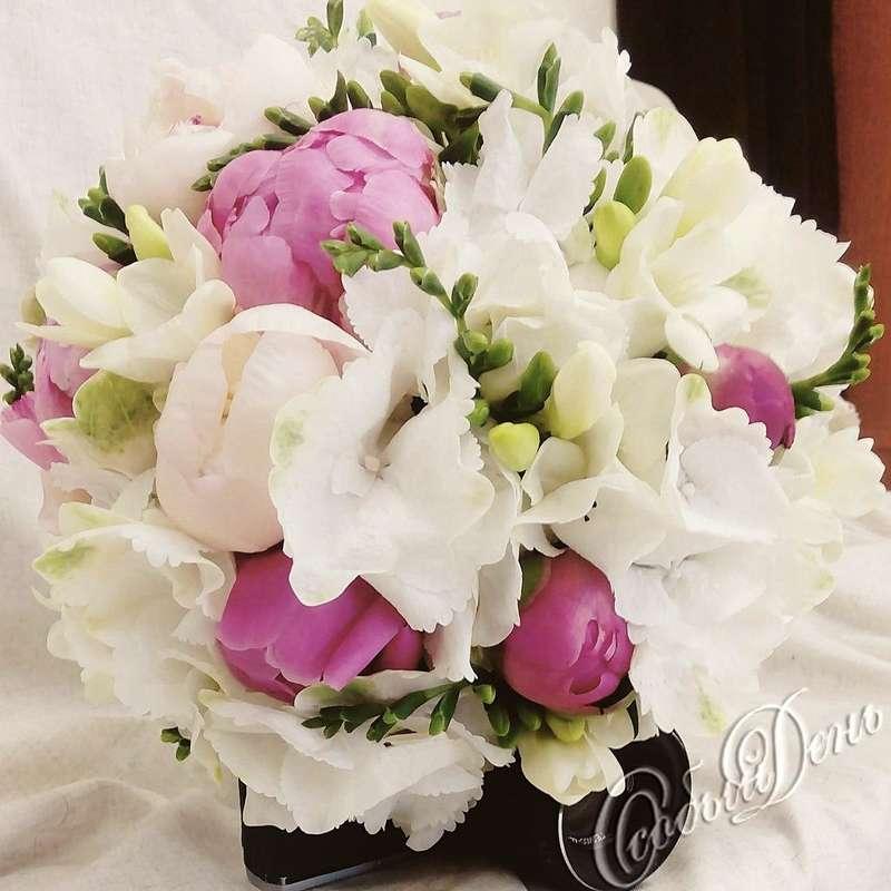 """Фото 7842956 в коллекции Букет невесты - Мастерская декора""""Особый День"""""""