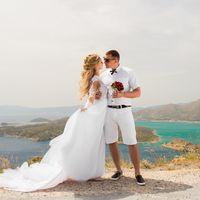Свадьба на Крите Фотограф: Александр Чальцев Стилист: Элина Захарова
