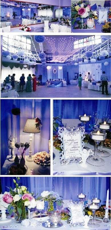 """праздничный банкет - фото 8179608 Салон флористики и декора """"Розовый букет"""""""