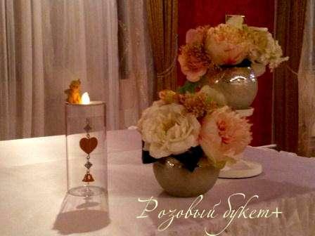 "Фото 16775498 в коллекции Портфолио - Салон флористики и декора ""Розовый букет"""