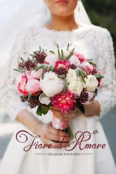 Фото 13356374 в коллекции Свадебные цветы - Fiore d'Amore - свадебное агентство