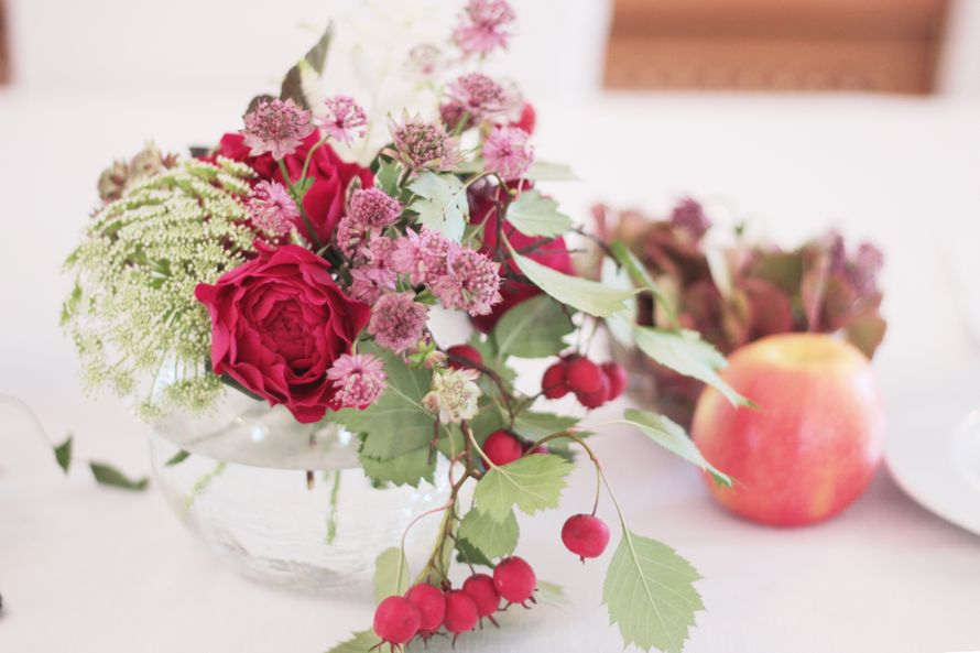 Фото 1559219 в коллекции Оформление - Jolly Bunch. - свадебная флористика