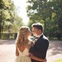 осень, осенняя свадьба, сентябрь, прогулка, фотосессия, кусково