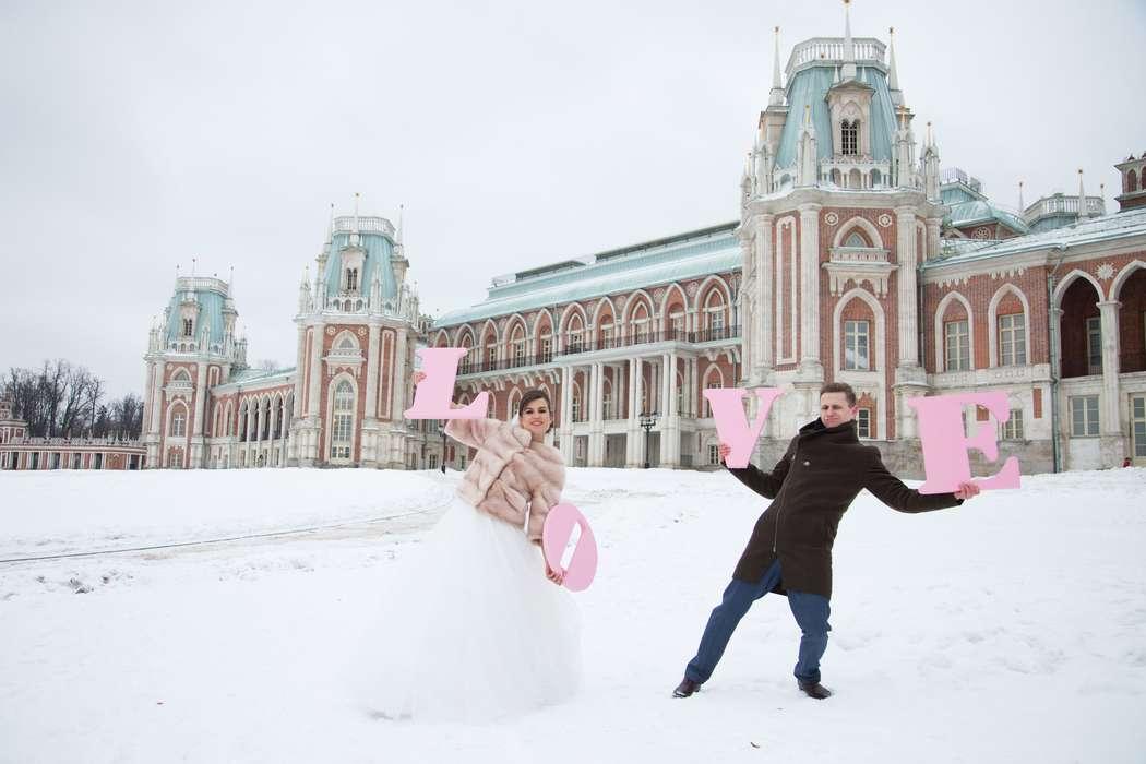 Где сфотографироваться зимой в москве