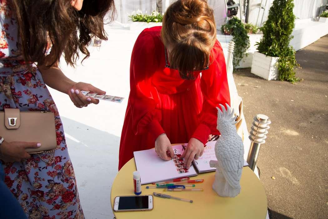 фотобудка, палароид, книга пожеланий, мгновенное фото - фото 15539704 Фото и видеосъёмка Fevish studio