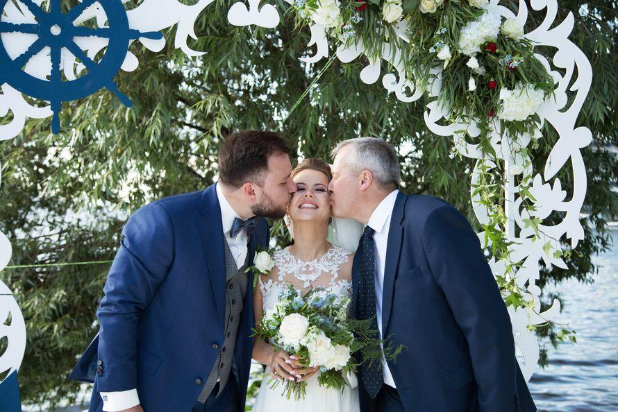 Фото 15539710 в коллекции Морская свадьба 21.07.2017 - Фото и видеосъёмка Fevish studio