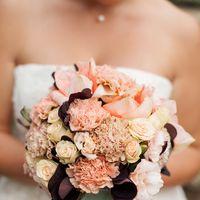 розы капучино, коричневый, пудровый, букет, nude