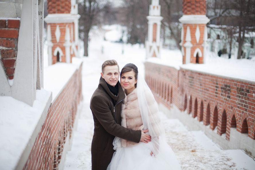 улицы москвы для свадебной фотосессии зимой есть