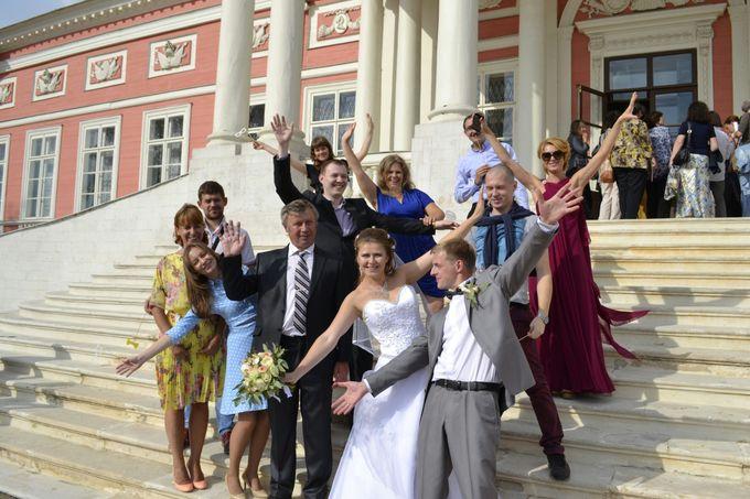 Вот столько у нас было свадебных сюрпризов!