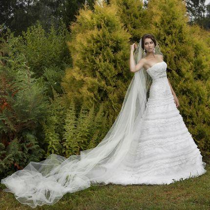 """Свадебное платье """"Retro"""""""
