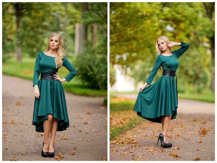 Платья с разной длиной