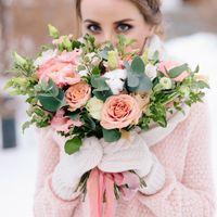 Floristics: Insomnia of Flowers, lab.  Photographer: Полина Молодцова, Be Bride Soul.  Muah: Юлия Вита